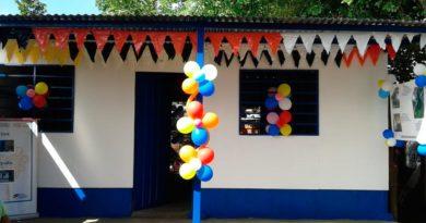 Vivienda digna entregada en el Barrio Jorge Dimitrov de Managua