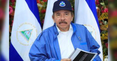 Presidente - Comandante Daniel Ortega