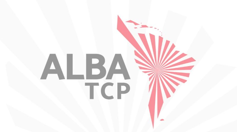 Logo del ALBA -TCP