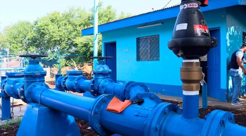Sistema de Alcantarillado Sanitario en el barrio Anexo La Primavera de Managua
