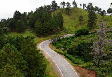 Carretera adoquinada Pie de Cuesta - Murra en Nueva Segovia