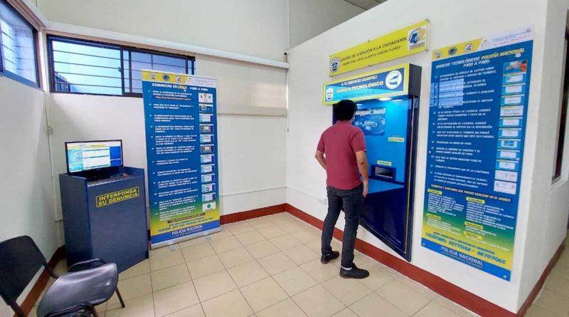 Nuevo centro de atención ciudadana inaugurado en Larreynaga