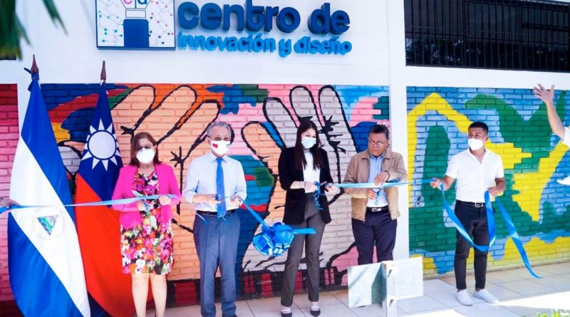 Inauguración del Centro de Innovación y Diseño en la UNAN – Managua