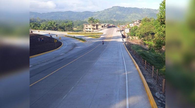 MTI inaugurará Circunvalación de la Ciudad de Río Blanco, Matagalpa