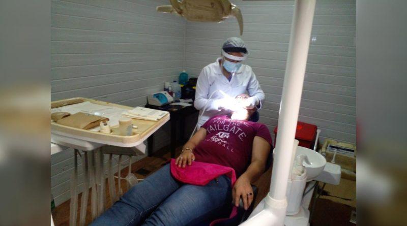 Clínicas móviles continúan garantizando la salud en los barrios de Managua