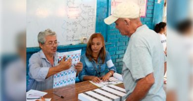 Nicaragua: Elecciones Pacíficas sin Intervencionismo