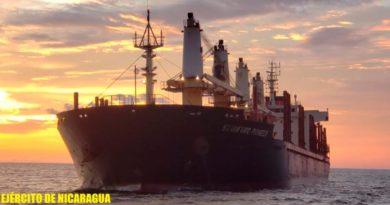 Embarcaciones y flota pesquera reciben protección por parte del Ejército de Nicaragua