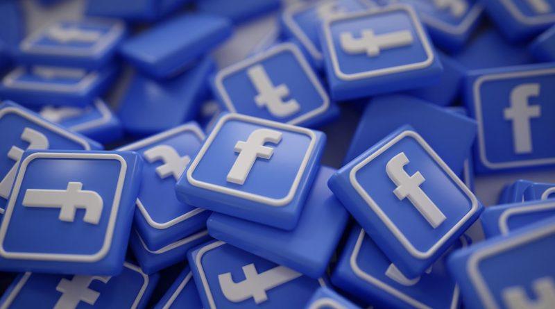 Imágen ilustrativa del Logo de Facebook.