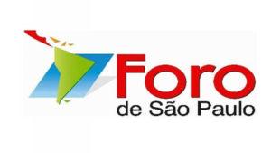 Logo del Foro de São Paulo