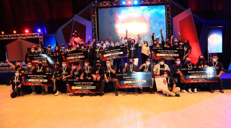 Ganadores del Hackathon Nicaragua 2021