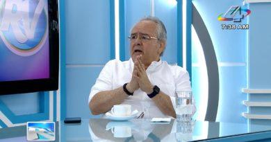 Doctor Gustavo Porras en la Revista en Vivo, lunes 4 de octubre de 2021