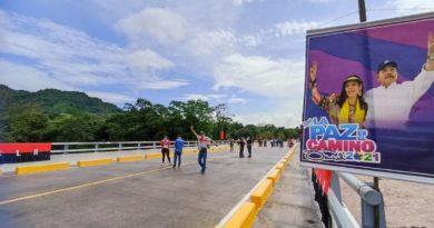 Gobierno Sandinista inaugura carretera Rancho Grande - Waslala – Matagalpa
