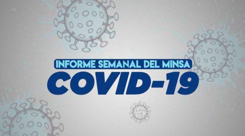 Informe Semanal del MINSA, situación del coronavirus al 12 de octubre del 2021