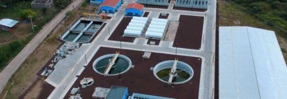 Nueva planta de tratamiento inaugurada en Juigalpa
