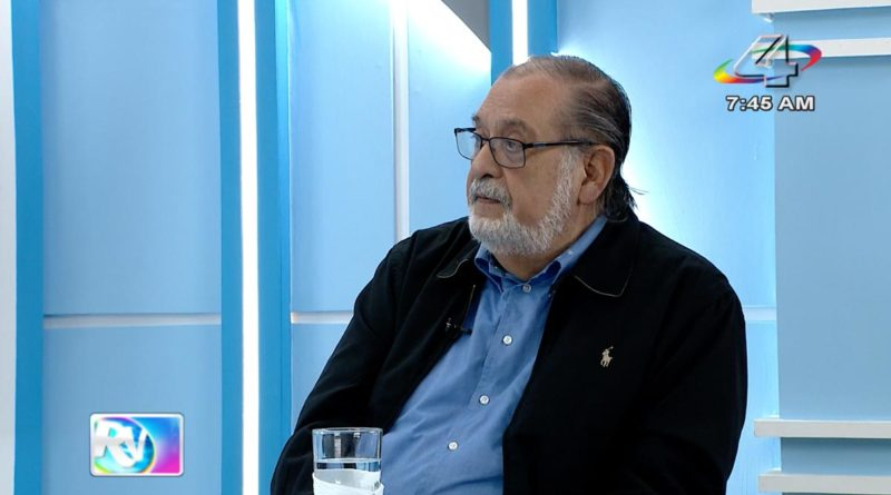 Magistrado del CSE, Cairo Amador en la Revista en Vivo con Alberto Mora, miércoles 27 de octubre de 2021