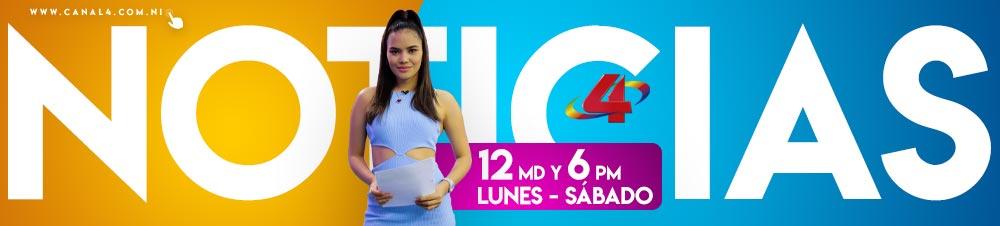 Banner de Multinoticias Canal 4
