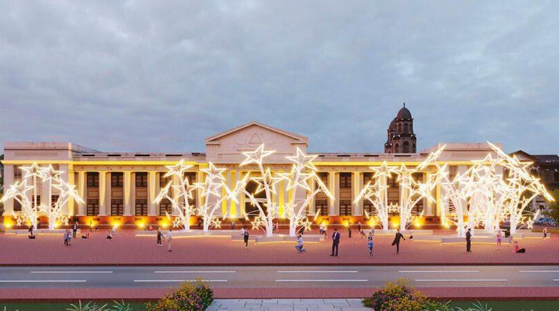 Nueva Plaza de la Soberanía, ubicada en Managua