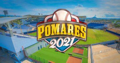 Logo del Campeonato Germán Pomares 2021