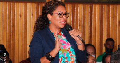 Discurso de la Compañera Shaira Downs Morgan en webinario sobre equidad de género en Nicaragua
