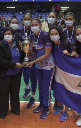 Selección de Voleibol de Nicaragua