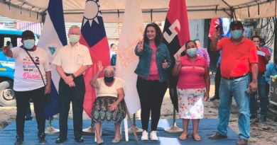 ALMA y embajada de Taiwán entregan vivienda digna a familia de Villa Reconciliación
